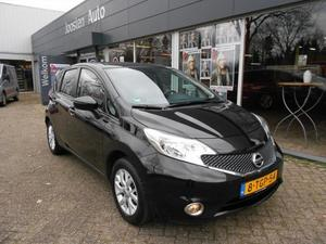 nissan note 1.2 80 connect edition